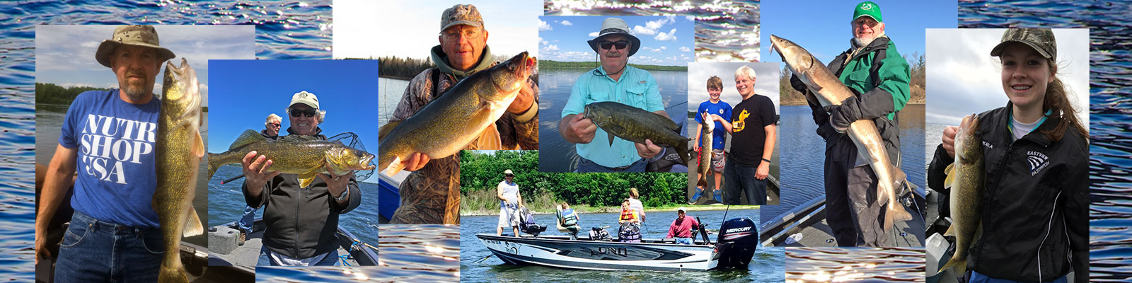 Take a guided fishing trip with the best fishing guide in Minnesota, Roy Girtz.
